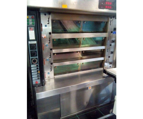 Used Bongard Deck Oven Gebrauchte Benier Gostol Gopan 3000