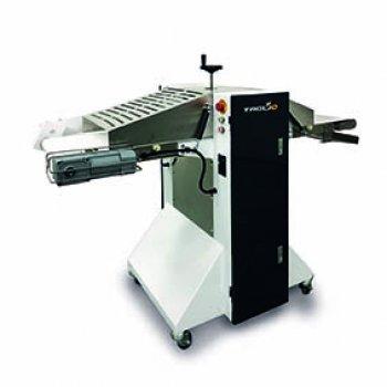 Automatische cake kapsel snijmachine