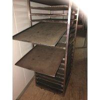 25 stuks platenwagens 60 x 80 cm