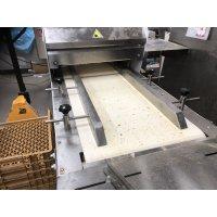 Bandaanvoer broodsnijmachine 12,5 mm snijdikte