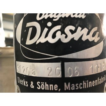 Diosna F kneder