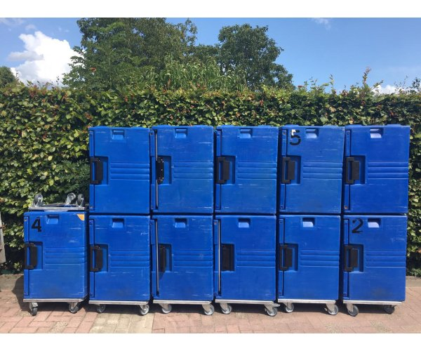 60 x 40 cm koel containers