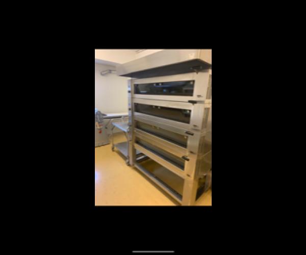 Wiesheu EBO  etage oven