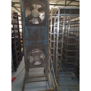 Brood afkoel ventilator
