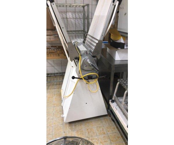 Seewer Rondo uitrolmachine 60 cm.