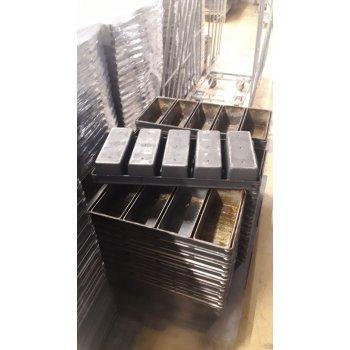 900 stuks 5 delige broodkoppels