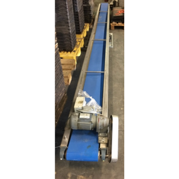 6 meter deeg transport band