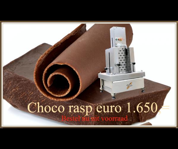 Choco rasp