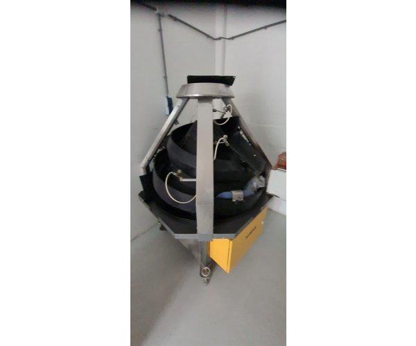kegel opboller  tussen 1 - 2 kg