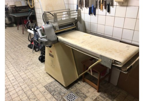 Seewer Rondo uitrolmachine 50 cm