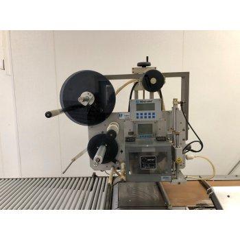 inpak en etiketeermachine