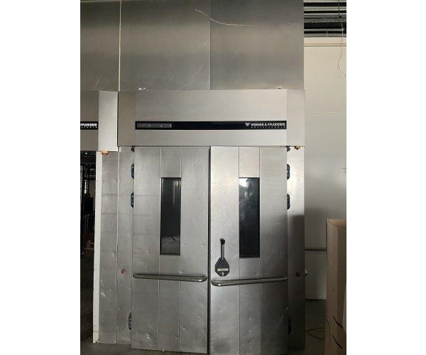 Dubbele WP-Rijsonderberker - volautomaat